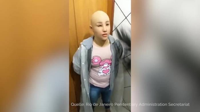 News video: Fluchtversuch: Brasilianischer Häftling tot in der Zelle