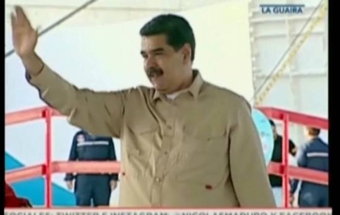 Video: US-Sanktionen gegen Venezuela: Vermögen werden eingefroren