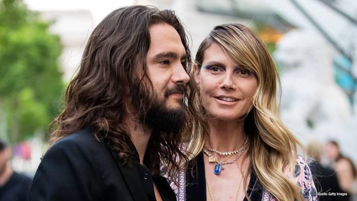 News video: Heidi Klum & Tom Kaulitz: Polizei erwischt sie in flagranti
