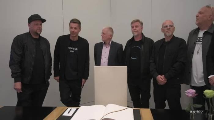 Video: Die Fantastischen Vier planen ihre erste Stadiontour