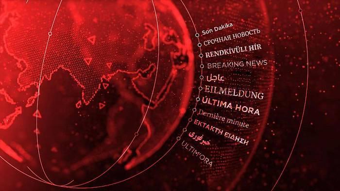 Video: Explosion in Russland: Kurzfristige Erhöhung der Strahlenwerte