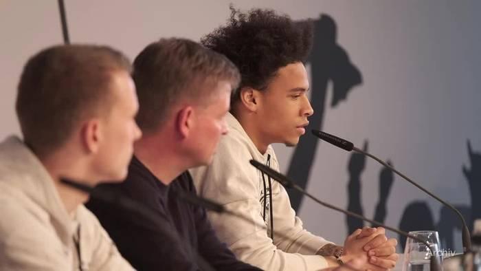 Video: Schwere Knieverletzung: Bayern-Traum Sané wird operiert