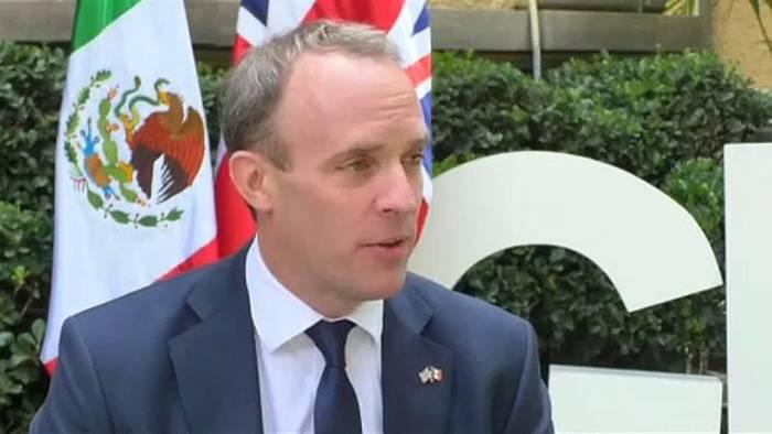 Video: Britische Regierung: