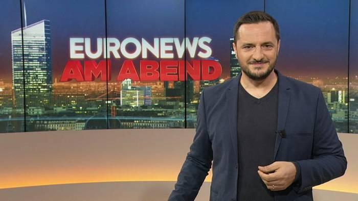 Video: Euronews am Abend | Die Nachrichten vom 8. August 2019