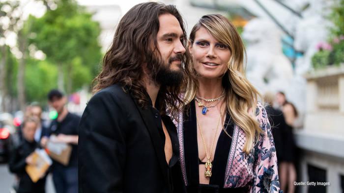 Video: Heidi Klum: Süßes Geschenk zur Hochzeit & sexy Flitterwochen