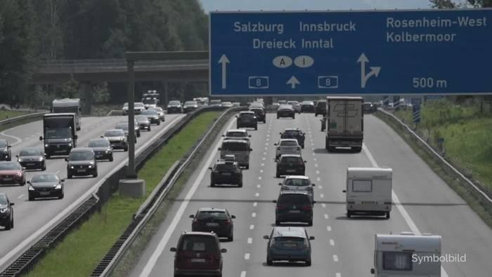 News video: Kommt nun die Kilometer-Maut?