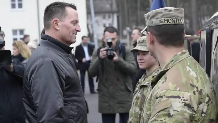 Video: USA drohen Deutschland mit Truppenabzug