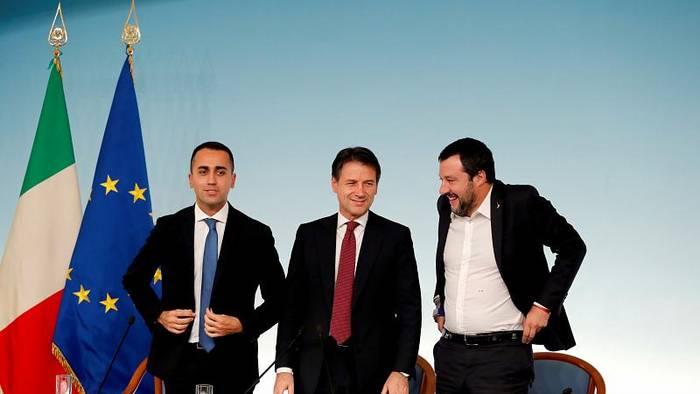 Video: Italien: Lega will Freitag Misstrauensvotum gegen Regierungschef Conte einbringen