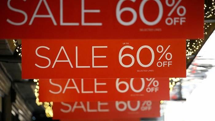 Video: Britische Wirtschaft schrumpft erstmals seit 2012