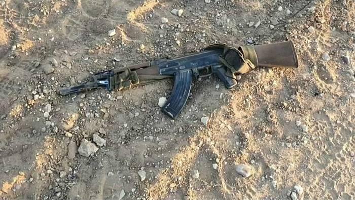 Video: 4 bewaffnete Palästinenser an Gaza-Grenze getötet