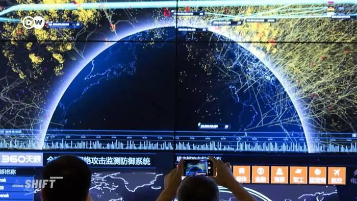 News video: Wie funktioniert die chinesische Firewall? | Shift
