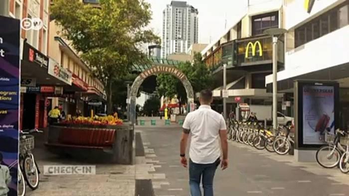 Video: Meet a Local: Citytour durch Brisbane, Australien | Check-in