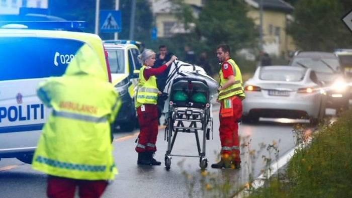 News video: Norwegen: Ein Verletzter bei Angriff auf Moschee