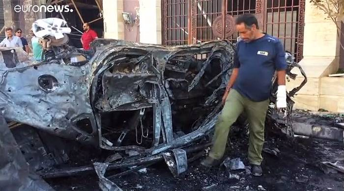 News video: Libyen: Autobombe tötet zwei UN-Mitarbeiter