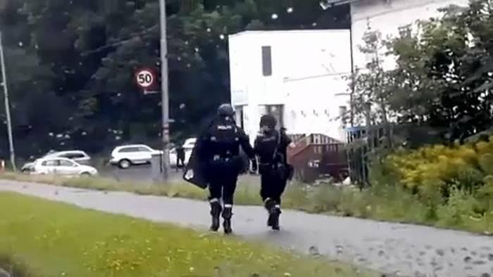 News video: Norwegen: Polizei stuft Angriff auf Moschee als Terror ein
