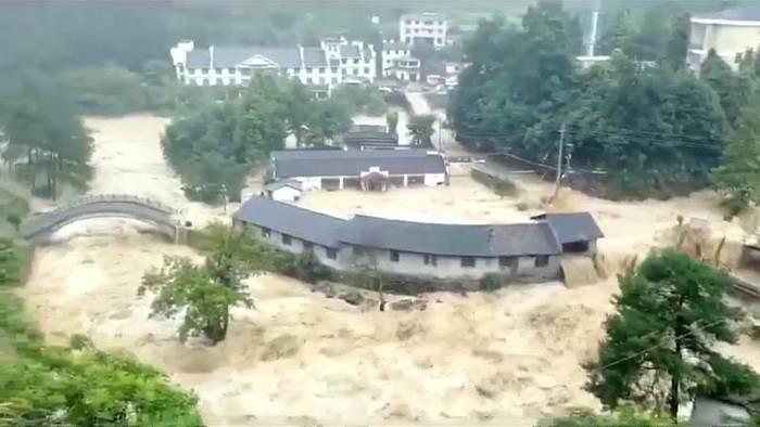Video: Nach Taifun
