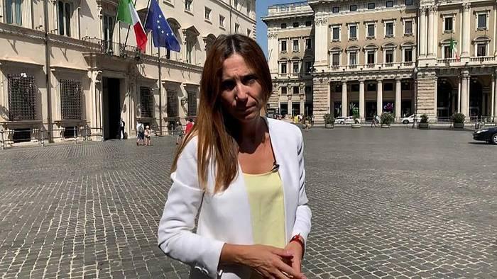 News video: Italienische Regierungskrise: Der europäische Einschlag