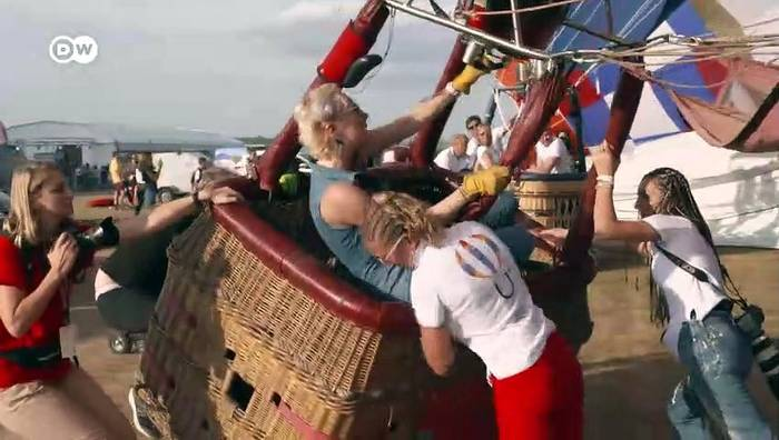 News video: Das größte Heißluftballon-Event Europas | Euromaxx