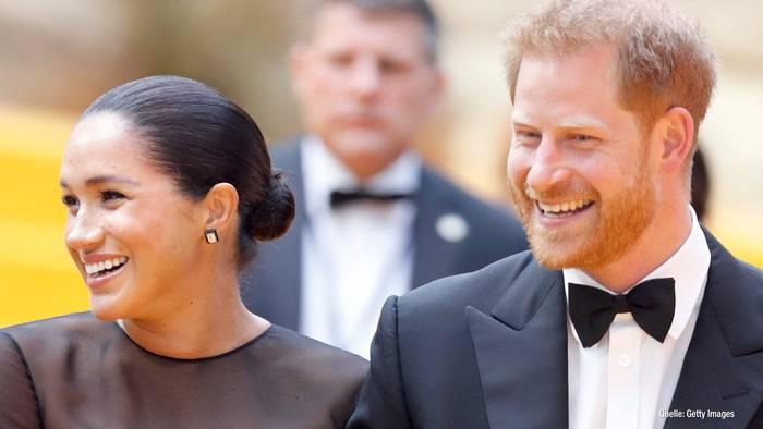 News video: Harry und Meghan: SO nennen sie sich im Urlaub