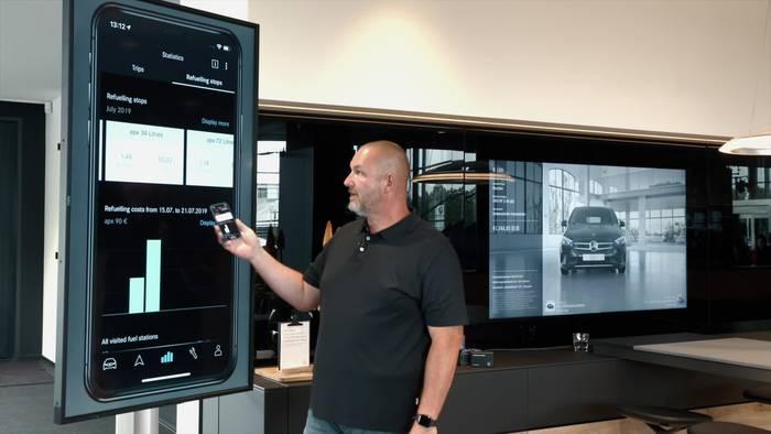 News video: Autokauf der Zukunft - Mercedes-Benz Best Customer Experience 4.0