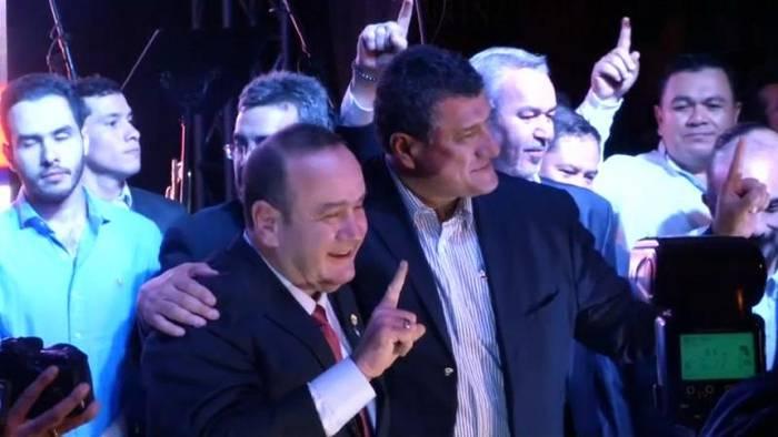 News video: Guatemala: Konservativer Giammattei wird neuer Präsident