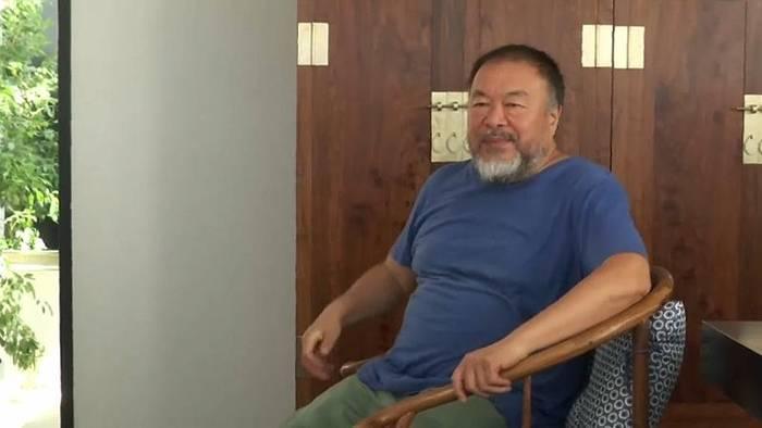 Video: Ai Weiwei über China, Trump und Hongkong: die Zukunft ist düster