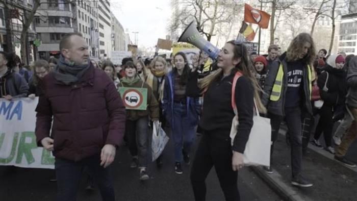 Video: Eine Schüler-Armee gegen den Klimawandel