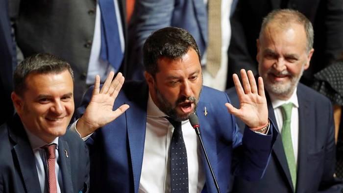 Video: Regierungskrise in Italien: Beratungen über Misstrauensvotum am 20. August