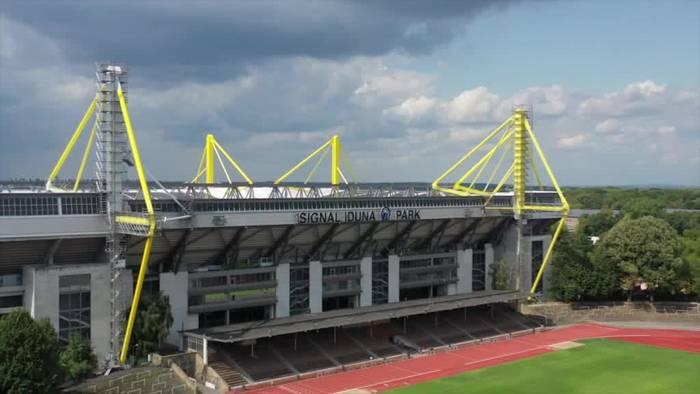 News video: Borussia Dortmund mit geringerem Umsatz und Gewinn