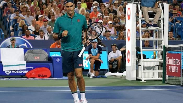 News video: Federer und Djokovic in Cincinnati: Durchmarsch in 3. Runde