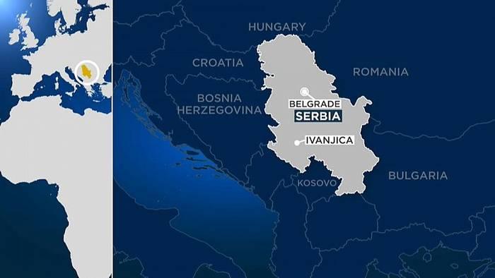 News video: Ölkatastrophe in Serbien: Notstand wurde ausgerufen