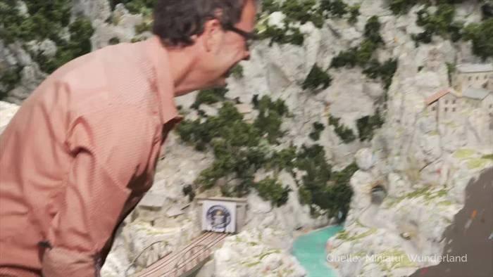 Video: XXL-Rekord im Miniaturformat