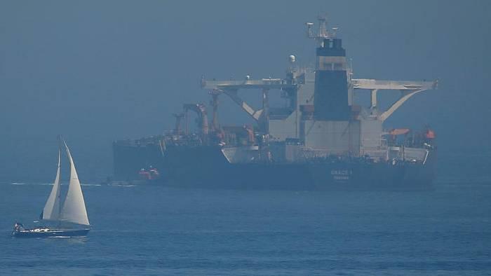 News video: Gibraltar: Tanker mit iranischem Öl wieder frei