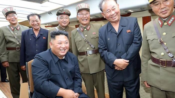 News video: Kim Jong Un provoziert mit Raketenabschuss