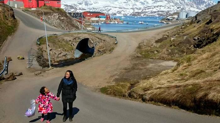 Video: Befremden über Trump-Idee: Grönland