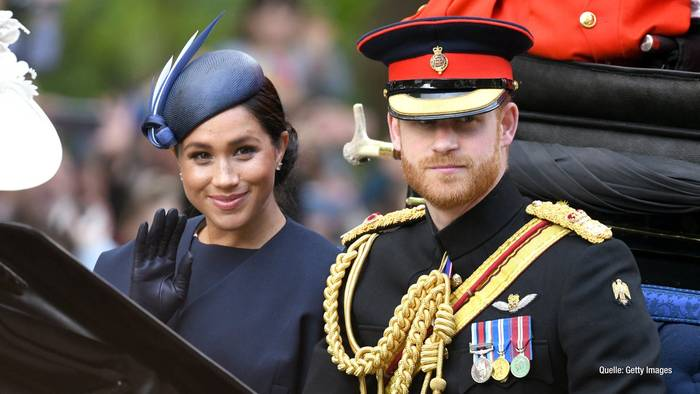 Video: Prinz Harry & Meghan: Heftige Kritik wegen Privatjet
