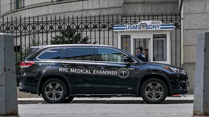 News video: Tod von Epstein: Obduktionsergebnis bestätigt Suizid