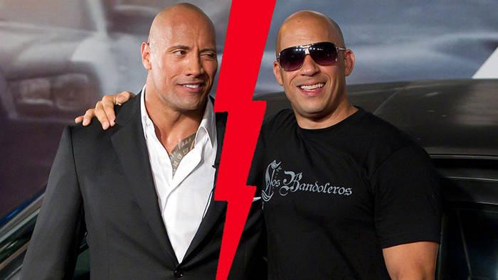 Video: The Rock vs. Vin Diesel: 'Fast and Furious'-Schöpfer äußert sich endlich über den Konflikt