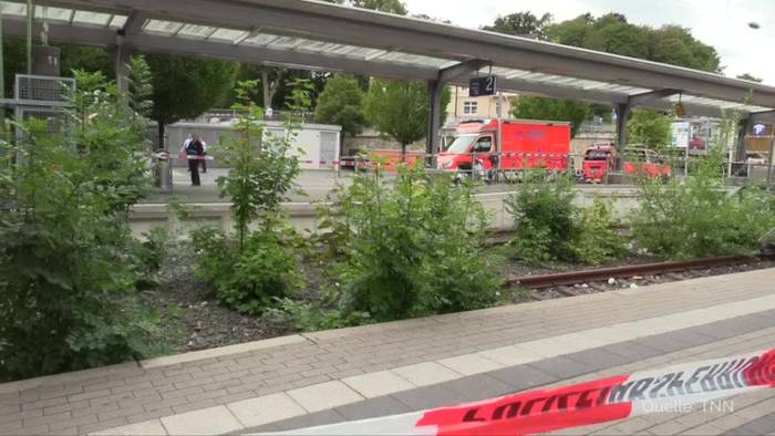 News video: Iserlohn: Zwei Tote bei Messerangriff