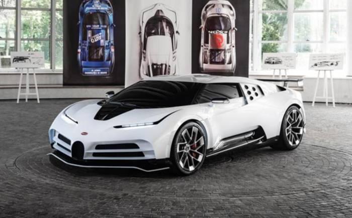 News video: Bugatti Centodieci - Exklusive Kleinserie in außergewöhnlichem Design