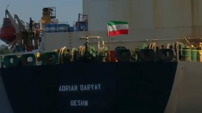 News video: Supertanker mit iranischem Öl soll noch Sonntag Gibraltar verlassen