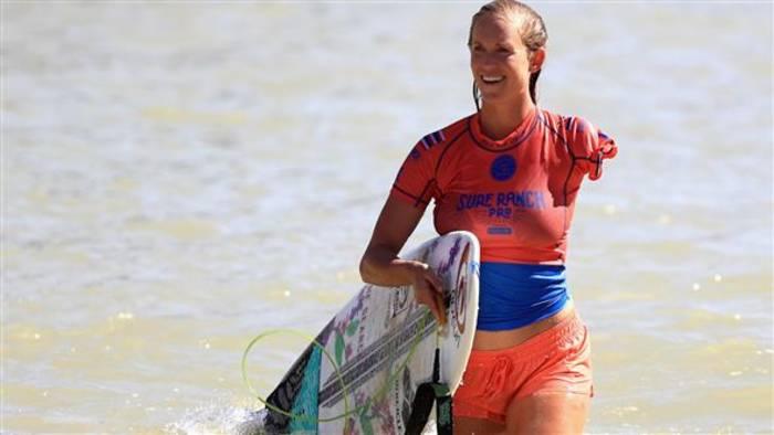 News video: Selbst eine Hai-Attacke konnte sie nicht aufhalten