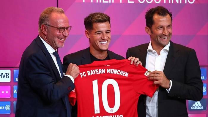 Video: Coutinho ist jetzt die Nummer 10 bei den Bayern