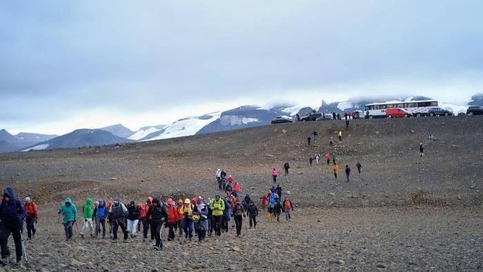 News video: Island erklärt Gletscher für tot