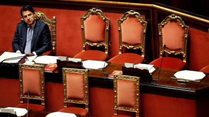 News video: Regierungskrise in Italien