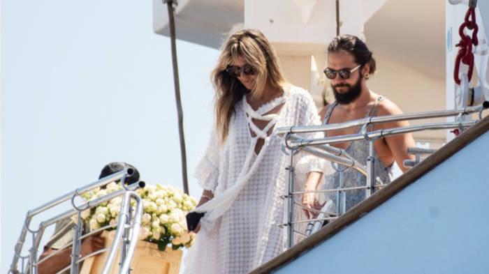 Video: Heidi Klum und Tom Kaulitz: So traumhaft sind ihre Flitterwochen