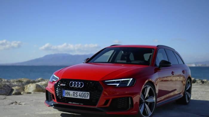 News video: Audi Sport feiert 25 Jahre Audi RS-Modelle