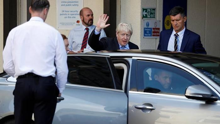 Video: Brexit-Verhandlungen: Kein Entgegenkommen für Johnson in der EU