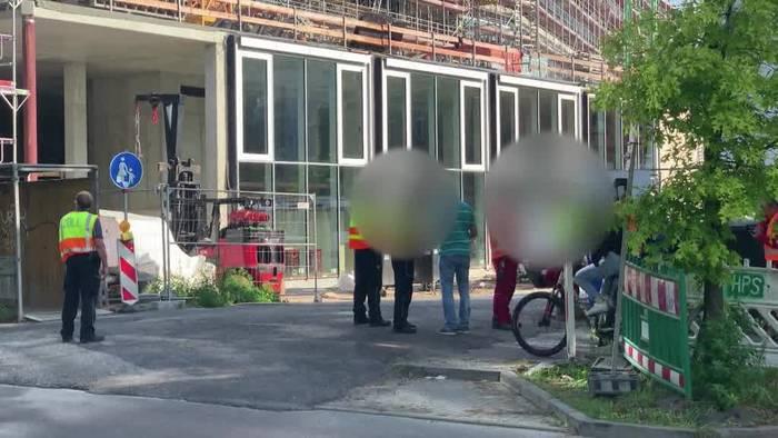 News video: Razzien wegen Menschenhandels: 1900 Beamte im Einsatz