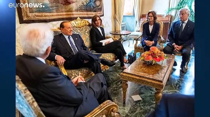News video: Mattarella setzt Frist bis kommenden Dienstag